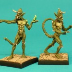 DD2 - Barbed Devils, painted by Adrian Walters