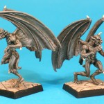 DM2 - Gargoyles, painted by Adrian Walters