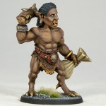 DM3 - Ogre, painted by Andrew Taylor