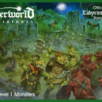 LL Series - Labyrinth Lord Boxed Sets
