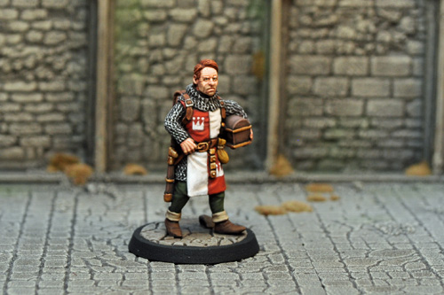 [Frostgrave] Oui mon capitaine  HH6b