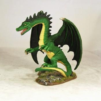 GreenDragonpaint1