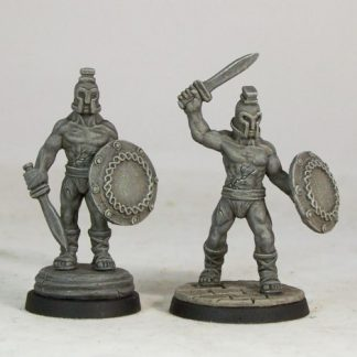 BM Series - Official Barrowmaze Miniatures