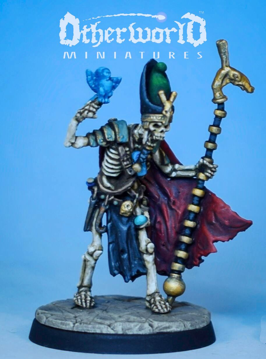 Jgdt13 Pnessut The Lich Otherworld Miniatures