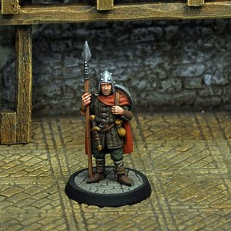 Np23 City Guardsman Otherworld Miniatures